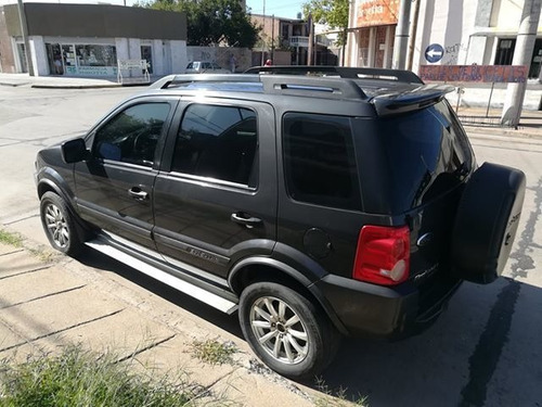 ford ecosport 2.0 xls 2010 gris oscuro