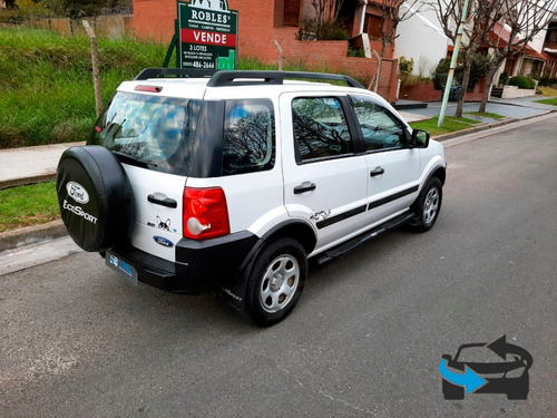 ford ecosport 2.0 xls 2010 ** inmaculada solo 60.000 kms!! *