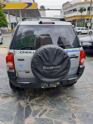 ford ecosport 2.0 xlt 2010 con cuero segundo dueño