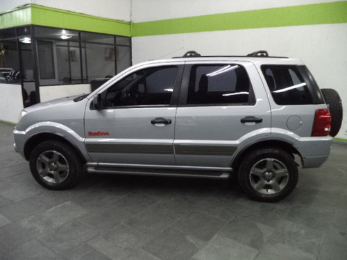 ford ecosport 2.0 xlt freestyle flex 5p completo 2009