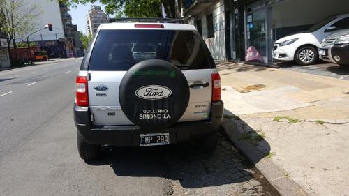 ford ecosport 2.0 xlt full 4x2 2006 nueva permuto financio