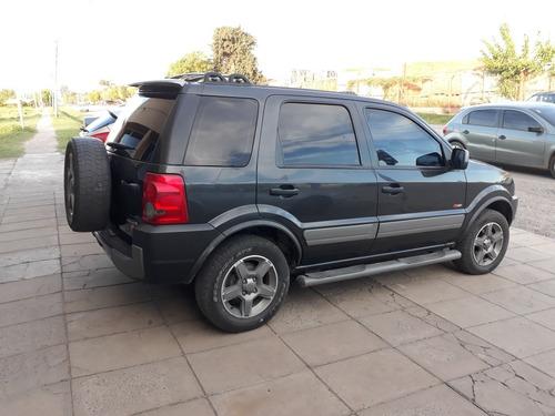 ford ecosport 2.0 xlt plus 4wd 4x4 2009