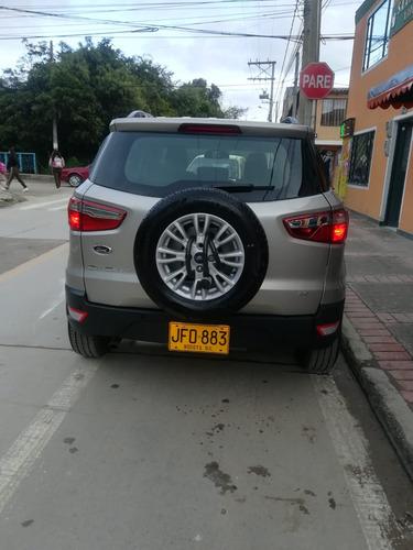 ford ecosport 2000 c.c modelo 2017