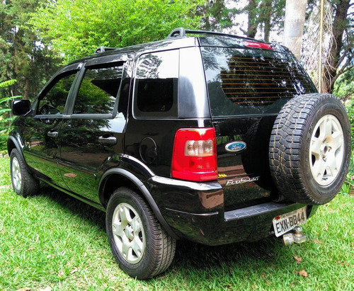 ford ecosport 2005 1.6 xlt flex 5p