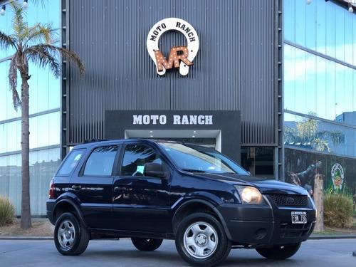 ford ecosport 2005 xls 1.6 gnc