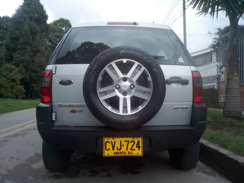 ford ecosport 2007 4x4