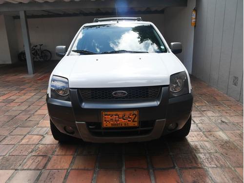 ford ecosport 2007 mecanica 4x4