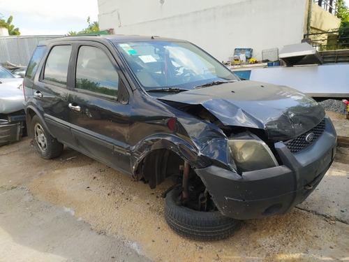 ford ecosport 2007 unidad dada de baja.