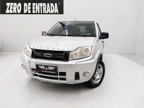 ford ecosport 2009 xl 1.6 flex 5p mec