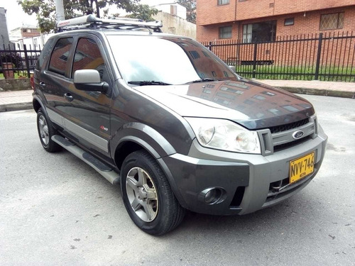 ford ecosport 2010 4x4 mecánica gasolina full equipo