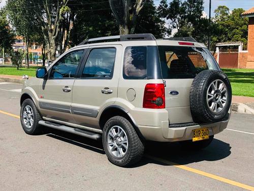 ford ecosport 2011 2.0 l 4x4