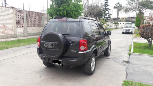 ford ecosport 2011 modelo  xlt mecanico full