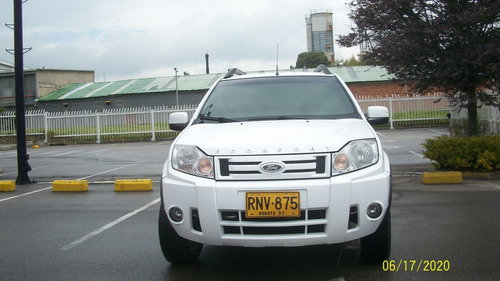 ford ecosport 2012 2.0 automatica 2012
