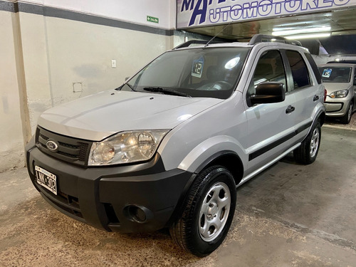 ford ecosport 2012 xl plus 1.6