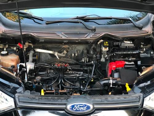 ford ecosport 2013 s 1.6 con gnc de 5° generacion !