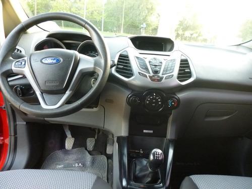 ford ecosport 2013 s con gnc