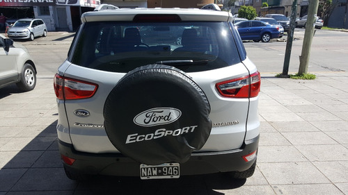ford ecosport 2013 titanium 1.6