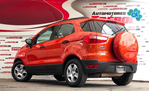ford ecosport 2013 único dueño, factura original