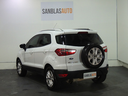 ford ecosport 2014 titanium 2.0 at sensores 5p san blas auto
