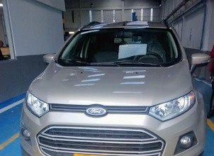 ford ecosport 2016 perfecto estado