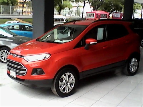 ford ecosport 2016 trend at