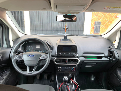 ford ecosport 2018 mecanico solo 15000 km impecable