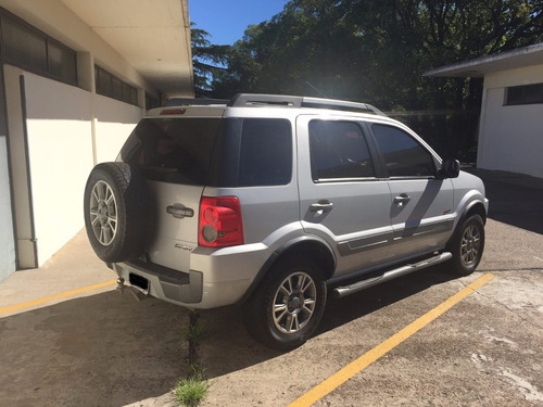 ford ecosport 4x4 2.0 xlt plus cuero 2011