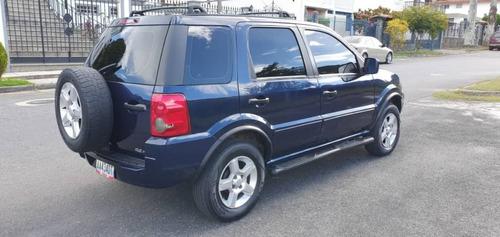 ford ecosport 4x4 2008
