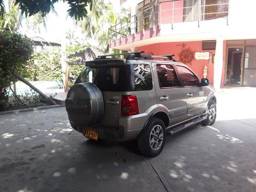 ford ecosport, 4x4 , mecanica