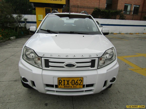 ford ecosport at 2000cc 4x2