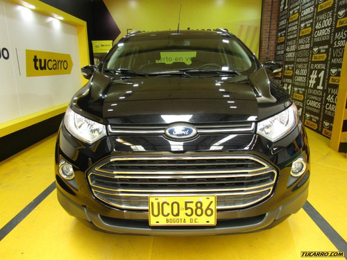 ford ecosport at secuencial