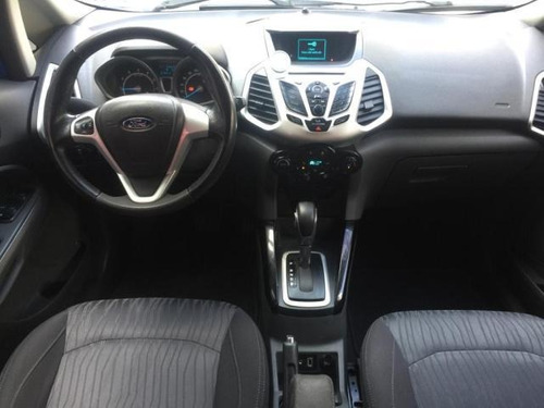 ford ecosport aut