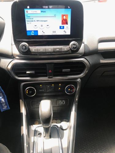 ford ecosport automatica full 2.000cc