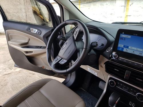 ford ecosport dic 2018 titanium automatica 1.5, oportunidad!