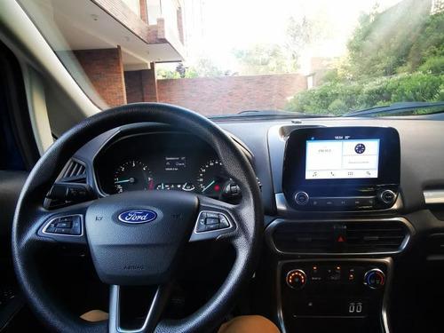 ford ecosport  ecosport 1.5 diesel 2019