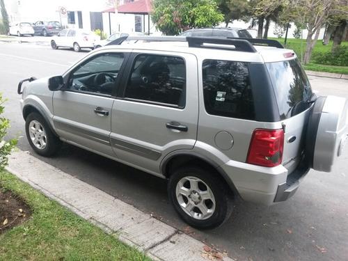 ford ecosport exl 4x2 automatica