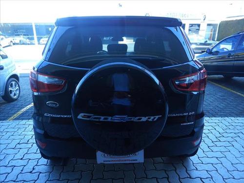 ford ecosport ford ecosport titanium 2.0 16v automático (fle
