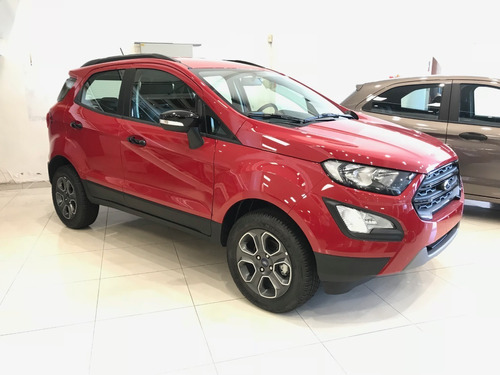 ford ecosport freestyle 0km