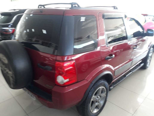 ford ecosport freestyle 1. 6 flex manual  2008