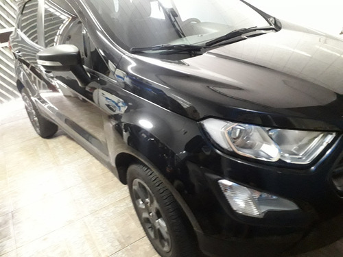 ford ecosport freestyle 1.5 automatica