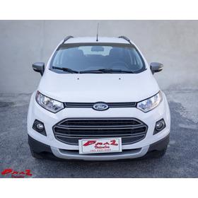 Ford Ecosport Freestyle 1.6 Branco 2015