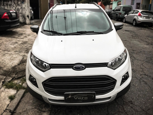 ford ecosport freestyle 1.6 flex - 2017