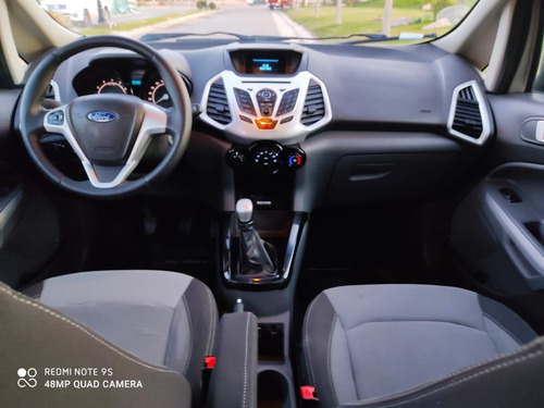 ford ecosport freestyle 1.6 mt 2013