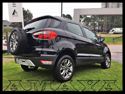 ford ecosport freestyle 1.6 mt amaya