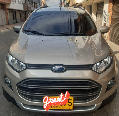 ford ecosport freestyle 2.0 2014