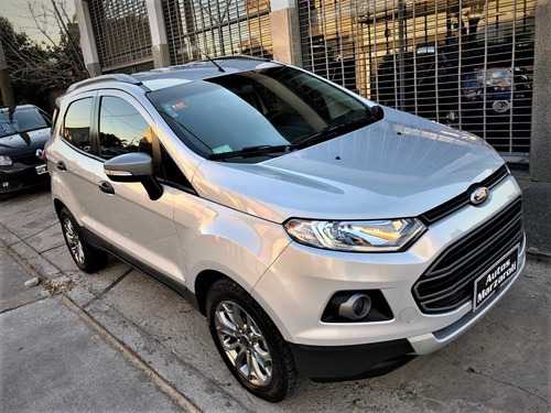 ford ecosport freestyle 2014  solo 43.000 kms
