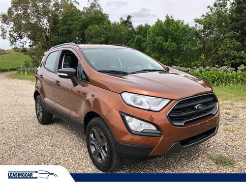 ford ecosport freestyle 2020 0km