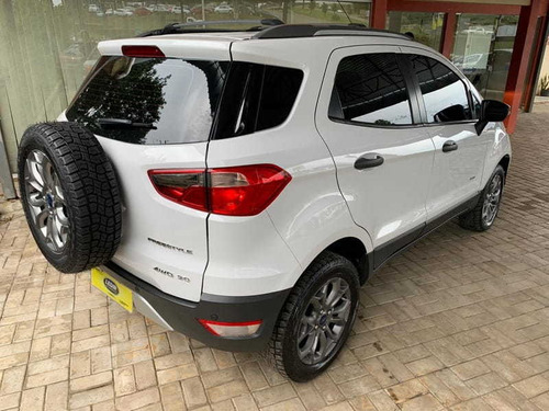 ford ecosport freestyle 4wd 2.0 2017