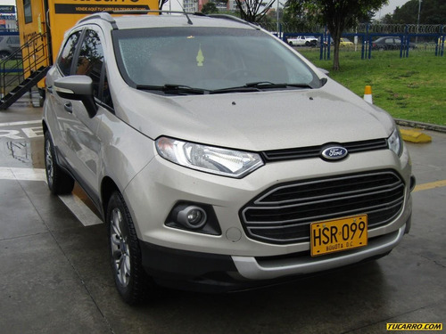 ford ecosport freestyle 4x2