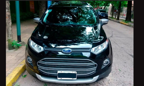 ford ecosport freestyle 4x4 2.0 16v 143hp
